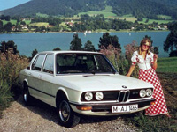 BMW 5 серии (1972)