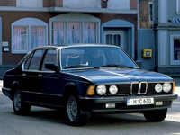 BMW 7 серии (1977)