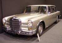 Мерседес 600 (1963)