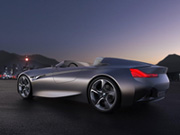 BMW Vision ConnectedDrive- фотография №25