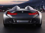 BMW Vision ConnectedDrive- фотография №14