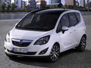 Opel Meriva Design Edition- фотография №1